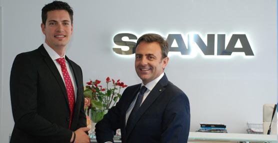 Francisco Navarro y Roberto San Felipe, asumen funciones de Dirección Comercial de Camiones de Scania Ibérica