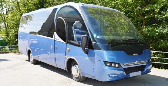 La compañía española Indcar realiza varias entregas de vehículos al mercado transalpino