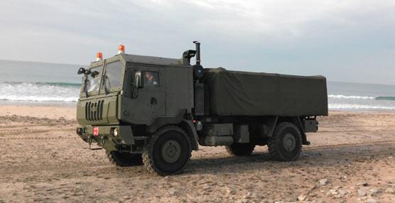 Iveco Defence Vehicles firma a través de un Acuerdo Marco el suministro de camiones militares a las Fuerzas Armadas Españolas
