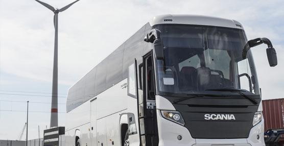 Scania aprovecha la feria Nortrans para acercarse a sus clientes del Noroeste peninsular