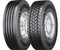 Uniroyal apuesta por la creación de una nueva generación de neumáticos para autocares, autobuses y camiones
