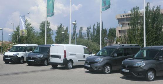 Fiat espera poner en el mercado nacional 4.000 unidades de su nueva Dobló, casi la mitad de su versión Cargo