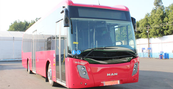 Transporte Urbano de Fuengirola aumenta su flota con un Magnus.E Low Entry de Castrosua