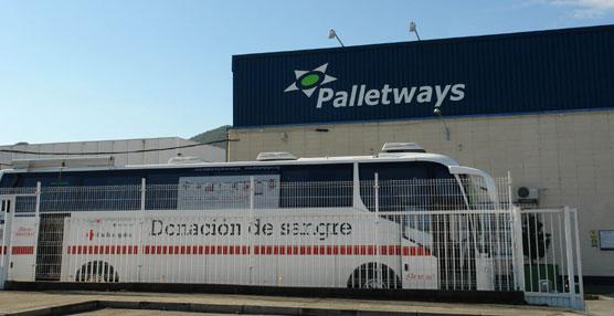 Palletways Iberia colabora con Cruz Roja Española en su campaña #salva3vidas