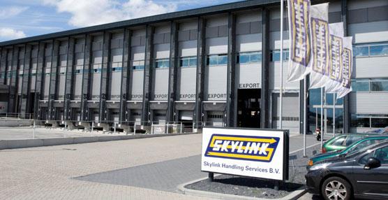 Lufthansa Cargo selecciona a Skylink Handling Services para gestionar su carga aérea en el Aeropuerto de Amsterdam