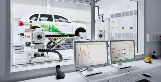 Siemens expande su negocio de electro movilidad con una nueva planta de sistemas de propulsión eléctrica 'eCar'