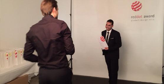 Grupo Castrosua se une oficialmente al selecto grupo de empresas que poseen el premio internacional de diseño Red Dot