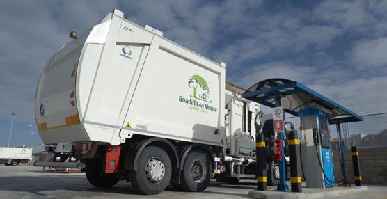 Urbaser usa transmisiones Allison para los camiones de más de 3.500 Kg que limpian Boadilla del Monte