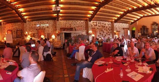 GT Motive reunió la semana pasada en Madrid, a más de 40 directores y gerentes de la compañía, dentro del programa Líderes.