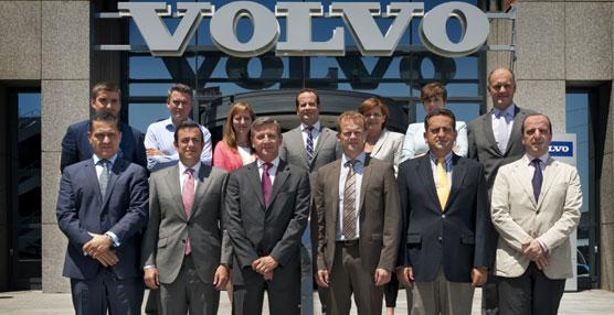 Volvo Trucks España cuenta con nuevo Comité de Dirección, bajo el mando de Stéphane de Creisquer