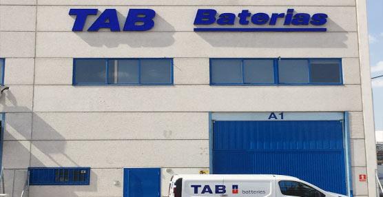 TAB Centro es el nuevo almacén logístico de la compañía TAB Spain, primero que inaugura en Madrid