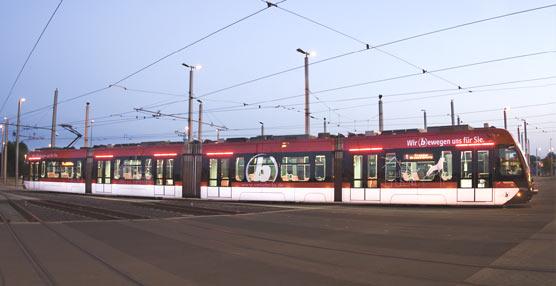 El Solaris Tramino Braunschweig honrado con el premio internacional Red Dot Award 2015