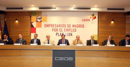 CEIM presenta un plan para crear 400.000 empleos, con medidas específicas para sector de transporte de viajeros