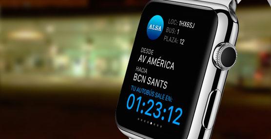 ALSA estrena su nueva aplicación para Apple Watch coincidiendo con el lanzamiento del 'wearableen' España