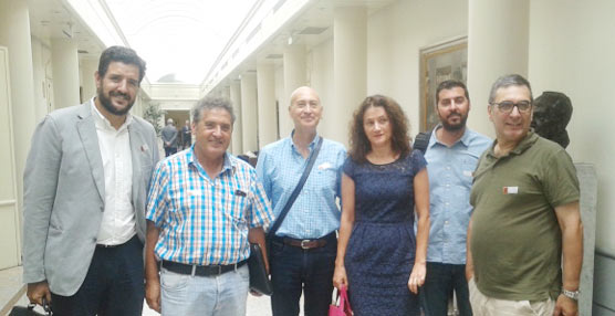 Fetransa se reúne con senadores populares para tratar el tema del régimen fiscal de módulos para autónomos