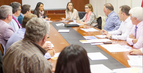 Fegatramer presenta las exigencias del Sector a los representantes de la Xunta en la reunión del Comité Gallego de Transportes