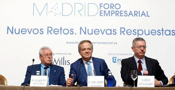 Nace Madrid Foro Empresarial, una nueva patronal de la región, que arranca con más de 200 socios