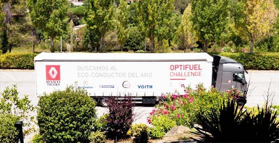 La final española de Renault Optifuel Challenge en Barcelona, triunfo para la conducción eficiente