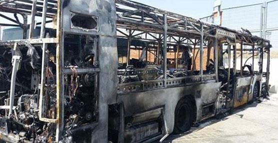 La EMT de Madrid registra 22 incendios en autobuses en el primer semestre del año y obliga a dar de baja a dos de ellos