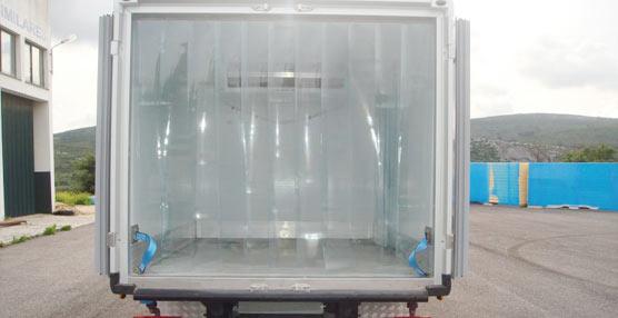 La CNMC multa con 8,8 millones a 12 empresas de transportes frigoríficos de mercancías por carretera
