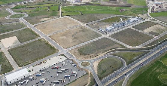 Michelin decide ubicar su nuevo centro logístico peninsular en la Plataforma Central Iberum