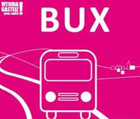 Los vecinos de Vitoria-Gasteiz podrán seguir disponiendo de transporte público para acercarse al casco urbano