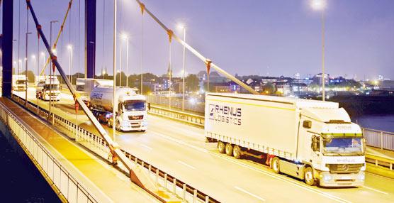 Rhenus Logistics aumenta su cobertura de servicio entre el litoral mediterráneo y Andalucía