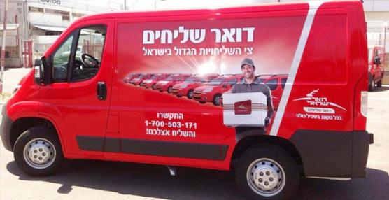 Israel Post se convierte en el nuevo socio del Grupo GLS, para distribución de paquetería en Europa