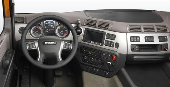 DAF anuncia que montará el motor PX-7 también en sus modelos CF Euro 6 de tres ejes