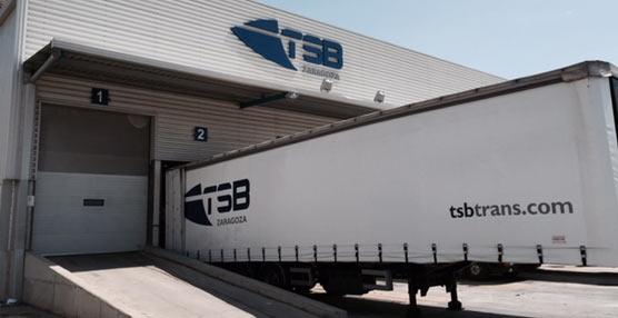El operador industrial TSB-Transabadell amplía sus instalaciones en Malpica (Zaragoza)