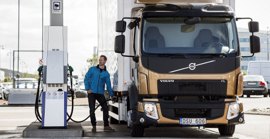 UPS anuncia un acuerdo por el que suministrará diésel a sus flotas durante los tres próximos años