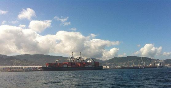 Los puertos españoles movieron 244,5 millones de toneladas de mercancías en el primer semestre de 2015