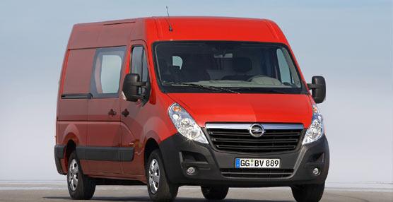 Más prestaciones con menos consumo: motores diesel Euro 6 para el Vivaro, Movano y Combo