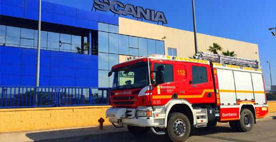 El Consorcio de Bomberos de Alicante ha incorporado 4 vehículos especiales Scania a su flota