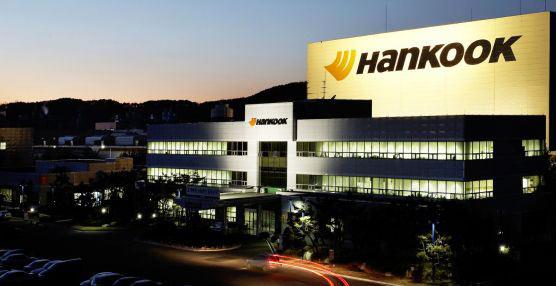 La división de neumáticos de Hankook registra 1,62 billones de wons surcoreanos en ventas en el primer semestre de 2015