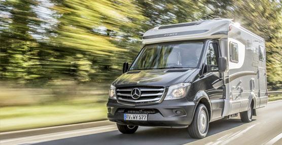 Mercedes espera triunfar en el segmento de las caravanas y las furgonetas con sus modelos míticos en el Caravan Salon de Dusseldorf
