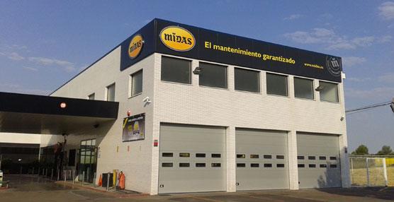 Midas inaugura en Alcobendas un centro de mantenimiento integral del vehículo de 618 metros cuadrados