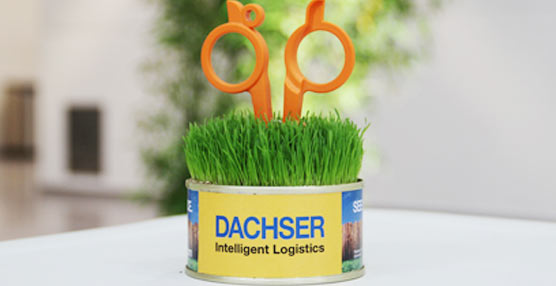 Dachser es uno de los principales socios de la industria del jardín con su cadena de suministros global
