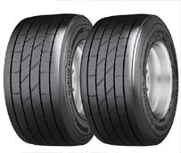 Los nuevos neumáticos de remolque para transporte voluminoso completan la familia de productos Conti Hybrid