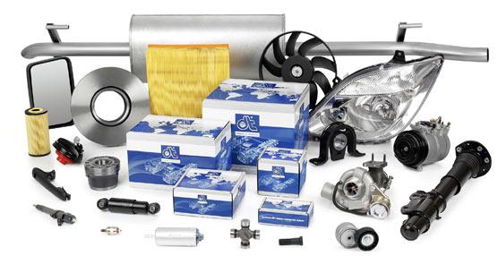 Nueva gama de productos de DT Parts adecuados para Mercedes-Benz Sprinter y VW Crafter/LT II