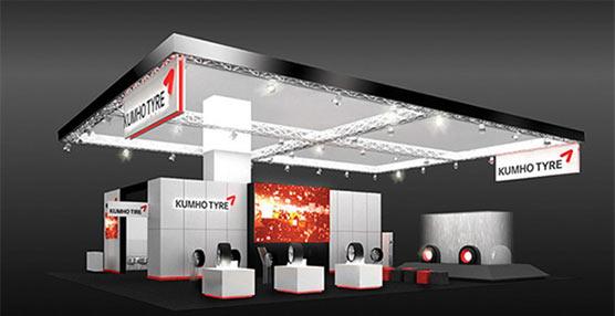 Kumho Tyre, fabricante coreano de neumáticos, estará en el Salón Internacional del Automóvil de Frankfurt