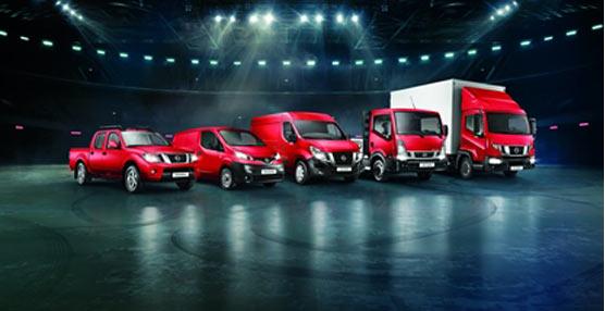 Nissan dota a su gama de vehículos comerciales en Europa con cinco años de garantía