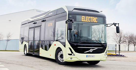 Volvo inaugura su nueva dirección dinámica y el Volvo 7900 Eléctrico, su primerurbano con esta propulsión