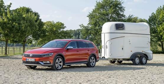 Volkswagen presenta el nuevo Passat Alltrack que enlaza lo mejor de los mundos On-road y Off-road