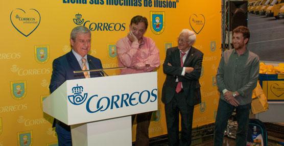 Todas las oficinas de Correos y Correos Express colaboran con Mensajeros de la paz en la recogida de material escolar