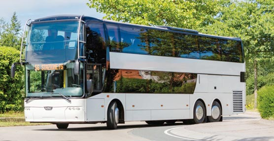 VDL Bus & Coach suministra siete VDL Synergy a la empresa italiana SAF Autoservizi FVG SpA