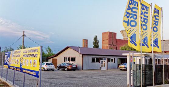 La marca de recambios y accesorios Europart se expande a las ciudades rumanas de Sibiu, Suceava y Urziceni