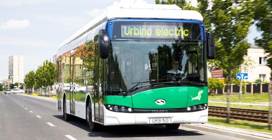 La compañía de Transporte de Berlín (BVG) cuenta ya en su flota con cuatro modernos Solaris Urbino 12 eléctricos