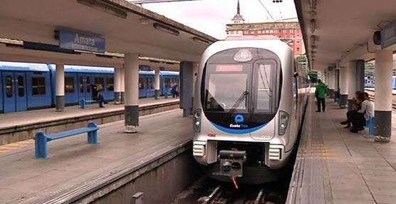 Euskotren y La Burundesa se asocian y lanzan el Bortziri, el nuevo título combinado de tren y bus