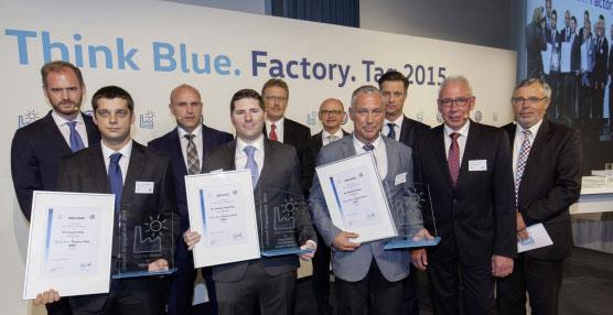 """Volkswagen anuncia grandes progresos en su programa medioambiental """"Think Blue. Factory."""""""